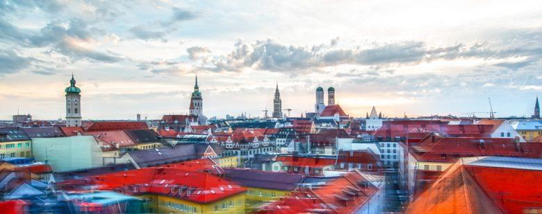 DvW, Stadtteil News, Himmel über München